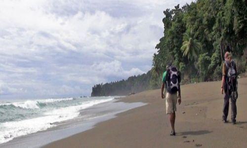 Zdjęcie KOSTARYKA / półwysep Osa / park corcovado / Plaża Corcovado