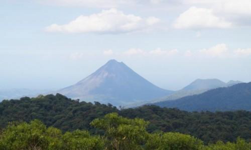 Zdjecie KOSTARYKA / Santa Elena / Santa Elena / Wulkany i lasy deszczowe