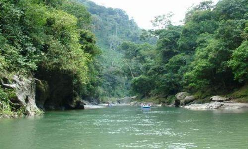 Zdjęcie KOSTARYKA / północna Kostaryka / Kostaryka / Rafting na Kostaryce