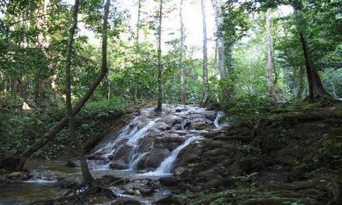 Zdjecie KOSTARYKA / Peninsula de Nicoya  / Puntarenas / wodospad