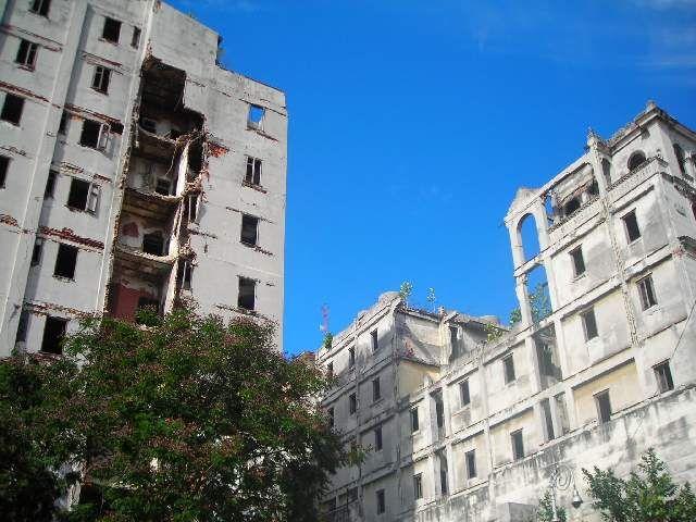 Zdjęcia: Centro Havana, Havana, Entropia zawsze zwycieza, KUBA