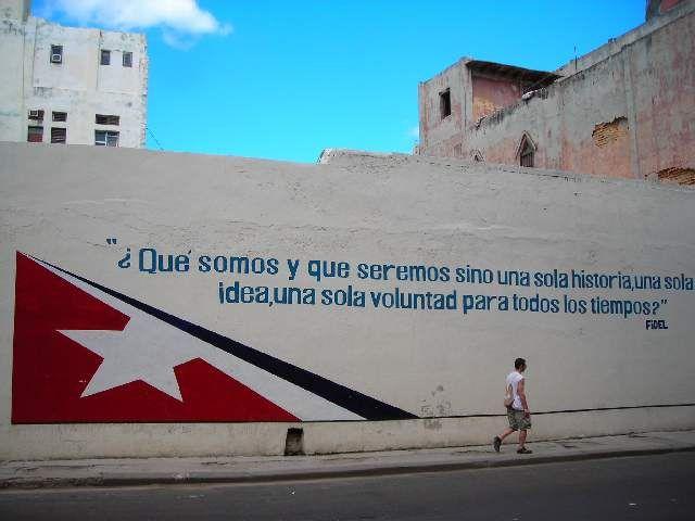 Zdj�cia: Centro Havana, Havana, Idea zawsze zywa, KUBA