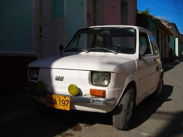 Zdjęcia: Trinidad, Trinidad, el Maluch, KUBA