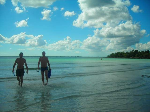 Zdj�cia: Zatoka Swin, pd., Zatoka Swin zdobyta, KUBA