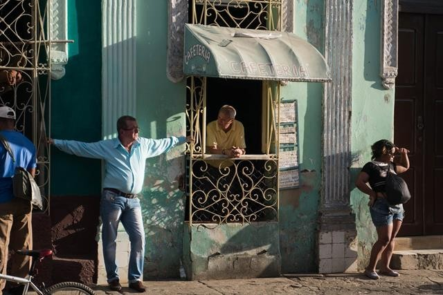 Zdjęcia: Kuba, Kuba, Cafeteria, KUBA