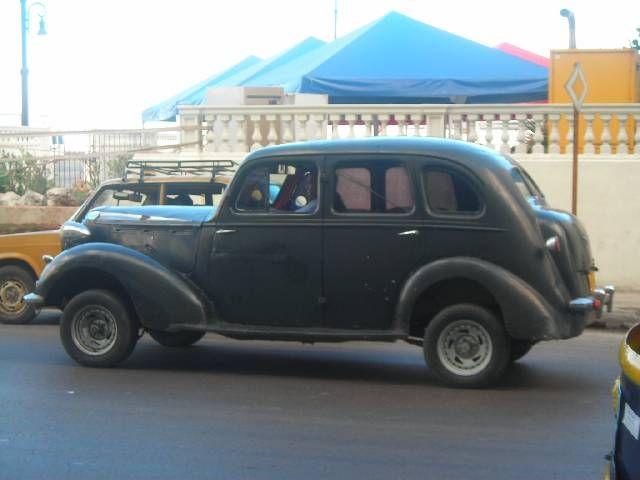 Zdjęcia: Havana, Havana, Oldskool..., KUBA