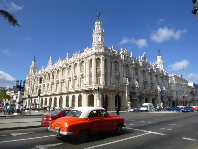 Zdjęcia: Hawana, Hawana, Teatr Wielki w Hawanie, KUBA