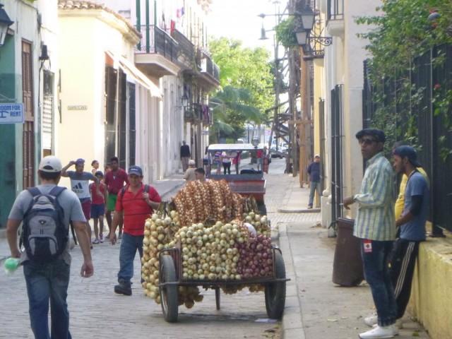 Zdjęcia: Hawana, Hawana, Cebulowóz, KUBA