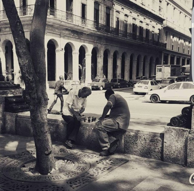 Zdjęcia: Havana, -Paseo del Prado, Simple Cuban Life, KUBA