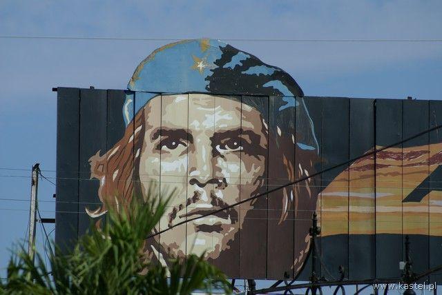 Zdjęcia: Havana, Che wiecznie żywy, KUBA