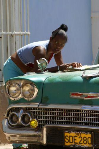 Zdjęcia: Havana, Kubańskie klimaty, KUBA