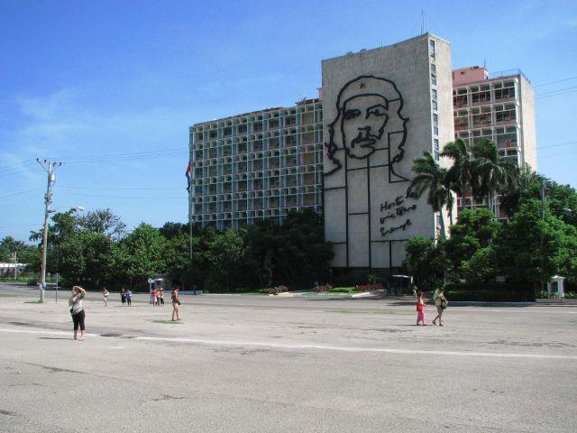 Zdjęcia: Hawana, kuba, plac rewolucji, KUBA
