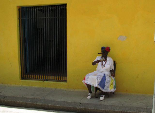 Zdjęcia: Havana, Kuba, gorąca kubanka?, KUBA