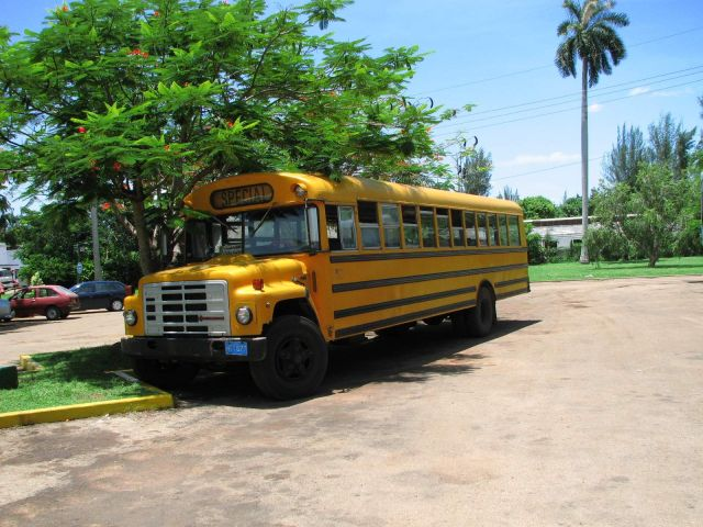 Zdjęcia: Zapada, Kuba, kubańskibus, KUBA