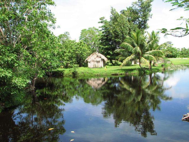 Zdjęcia: kuba, Zapada, rzeka, KUBA