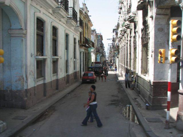 Zdjęcia: Kuba, Hawana, stare miasto, KUBA