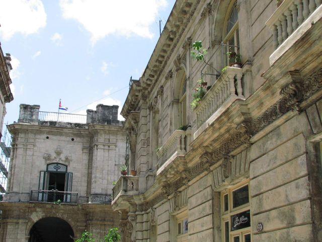 Zdj�cia: Kuba, Hawana, stare miasto, KUBA