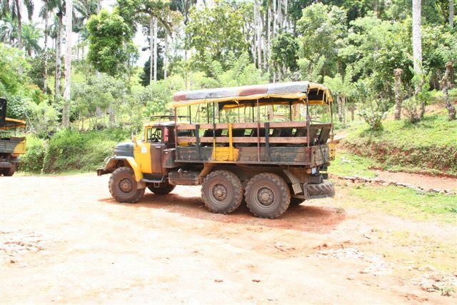 Zdjęcia: Guanajara Park, Guanajara, Park Guanajara, KUBA