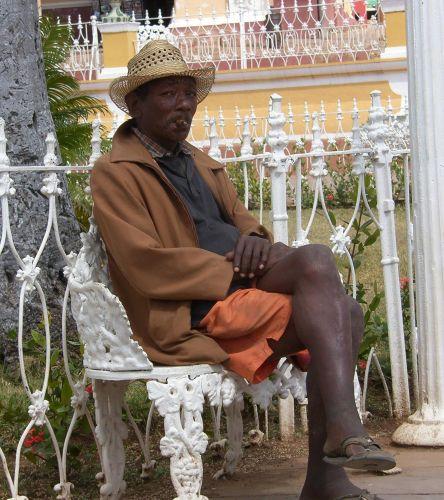 Zdjęcia: Trynidad, Trynidad, Mieszkaniec Trynidadu, KUBA