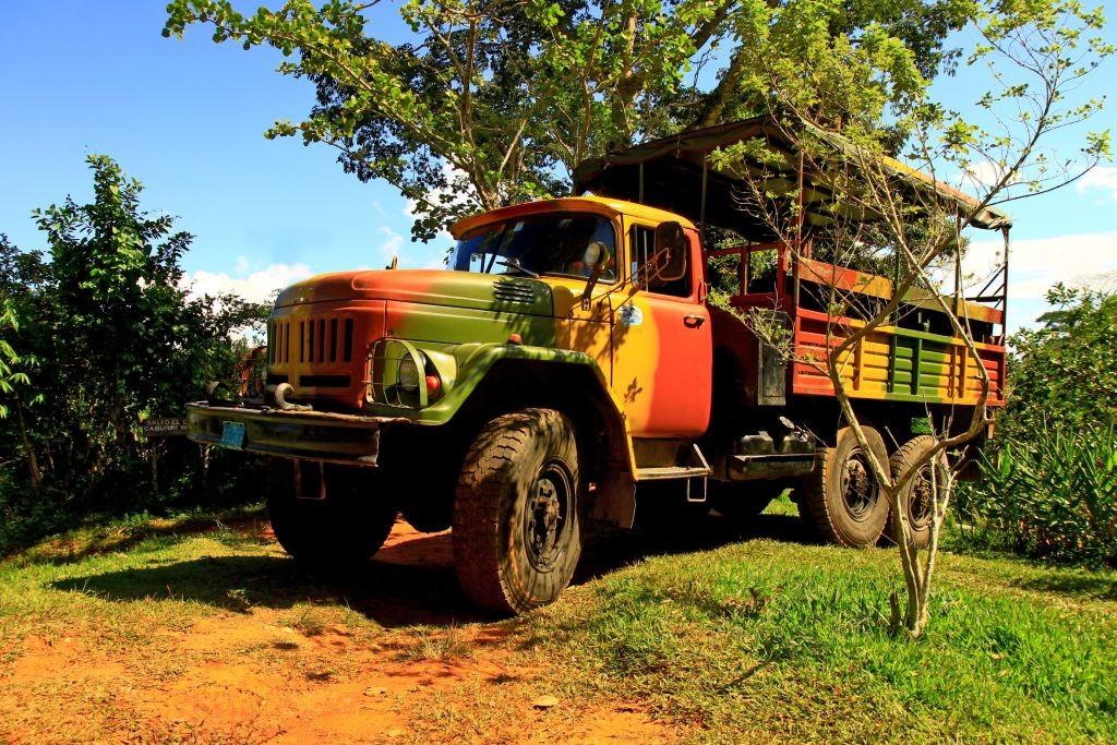 Zdjęcia: okolice, Trynidad, Podróż w kolorach rasta :), KUBA