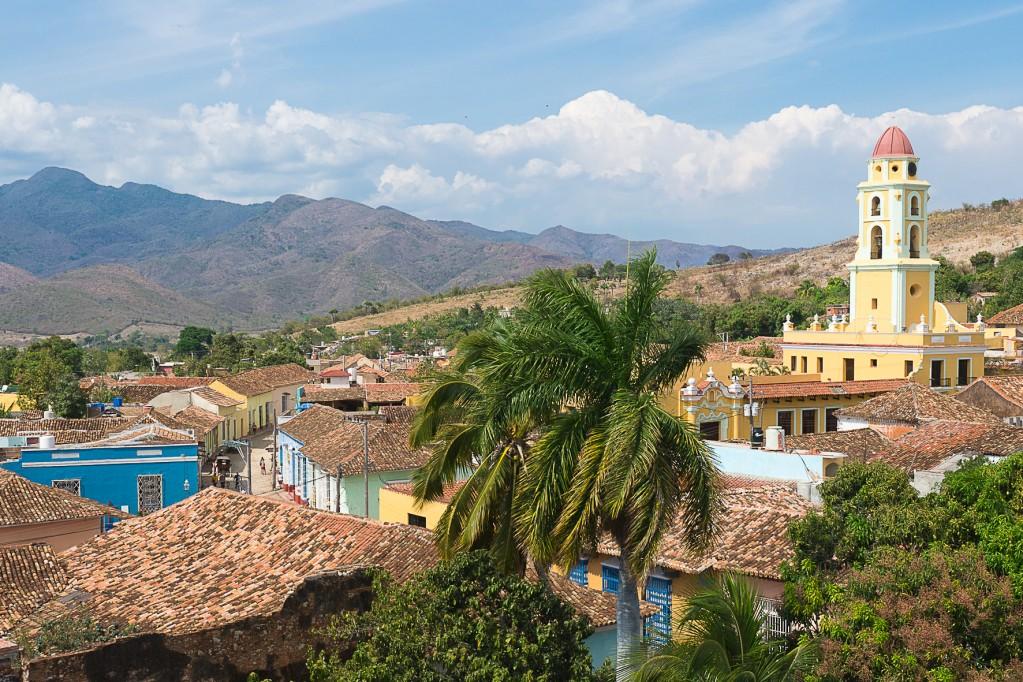 Zdjęcia: Trynidad, /, Wju na Trynidad, KUBA