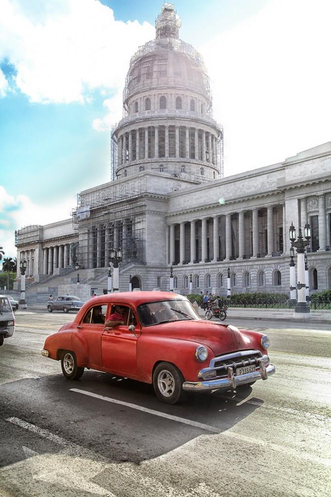 Zdjęcia: Havana, Havana- Capitol, Havana, KUBA