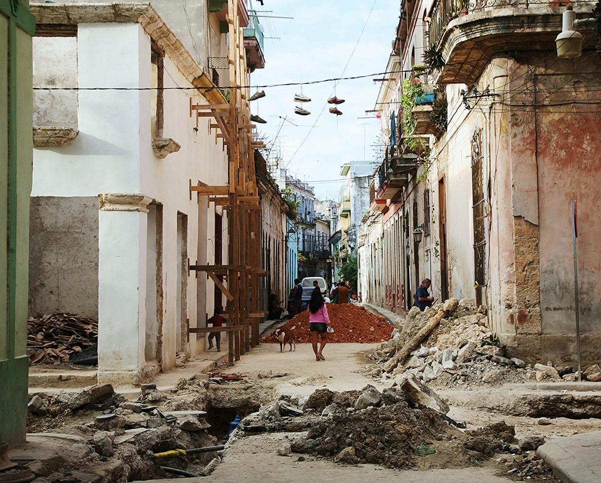 Zdjęcia: Hawana Vieja, Hawana, Opowieści ulicy, KUBA