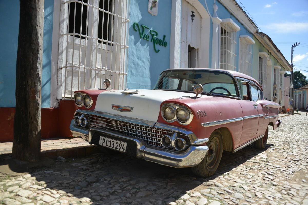 Zdjęcia: Trinidad, xxx, Kubańskie klimaty, KUBA