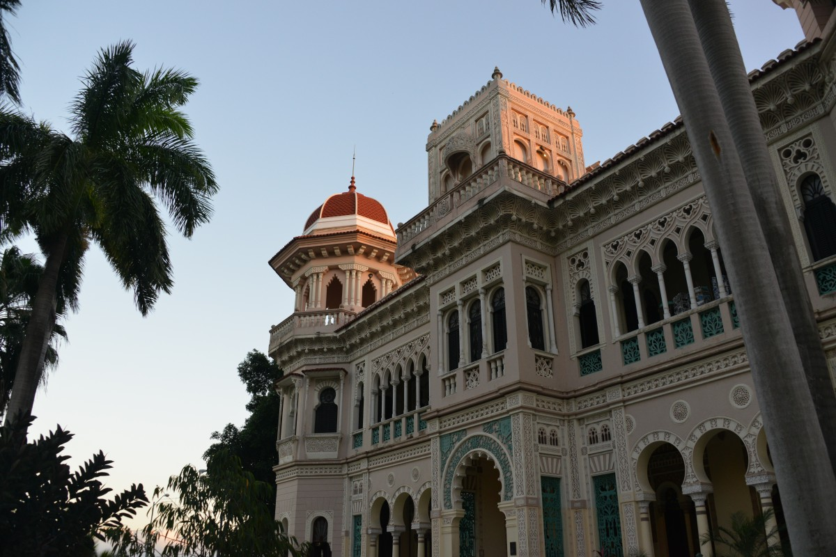 Zdjęcia: Palacio de Valle, Cienfuegos, Pałac na Kubie, KUBA