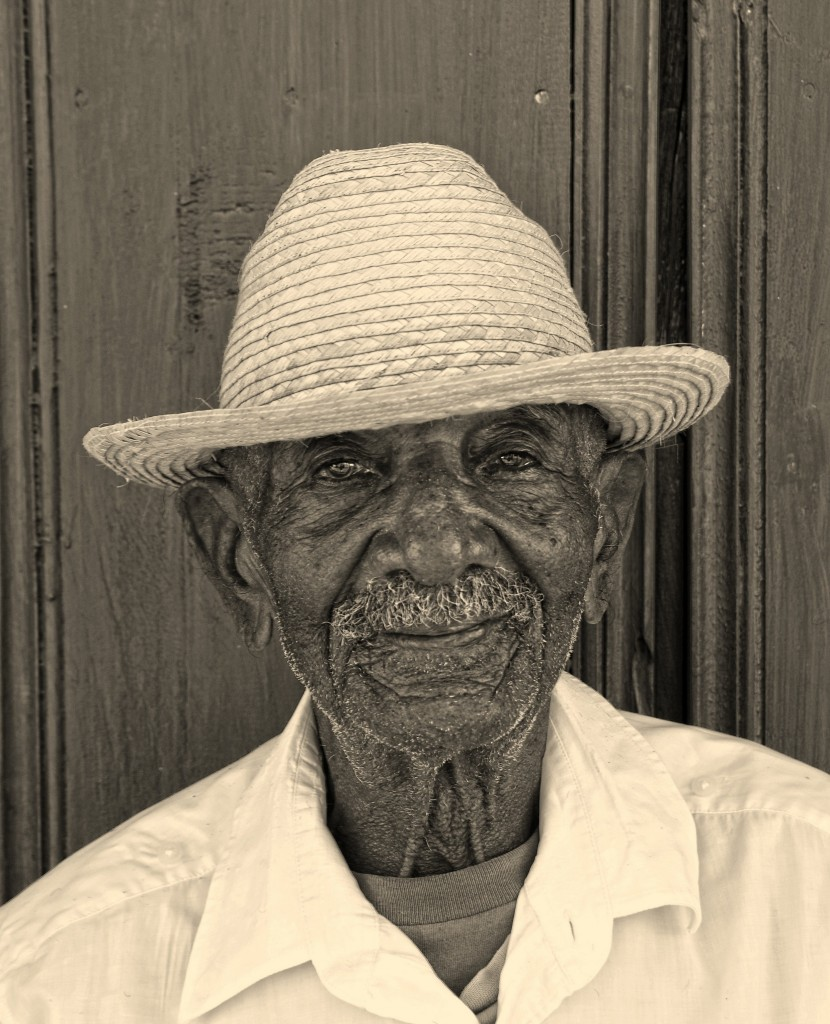 Zdjęcia: Trinidad, Trinidad, Portret, KUBA