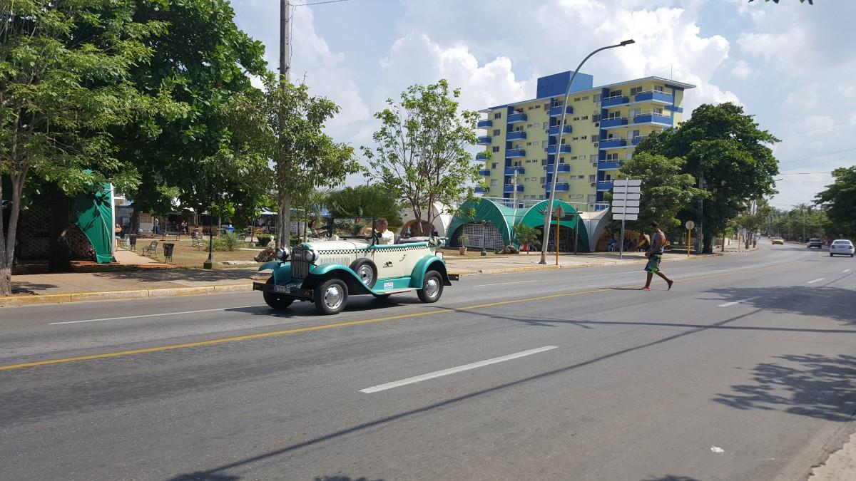 Zdjęcia: Varadero, Hawana , Samochody na Kubie, KUBA