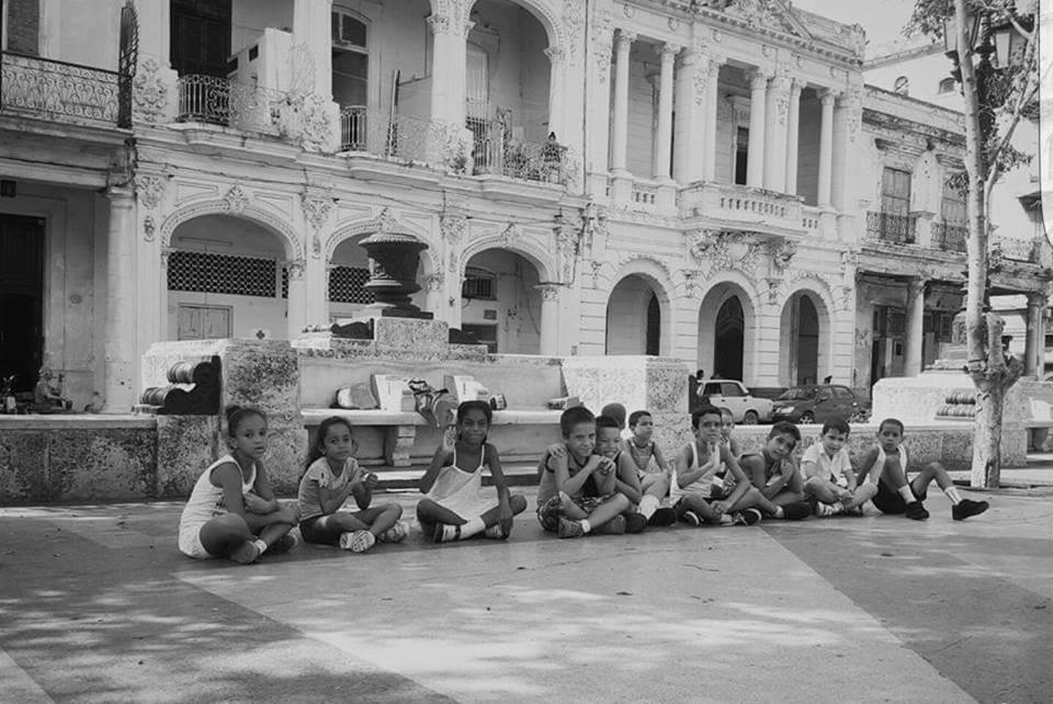 Zdjęcia: Havana, -Paseo del Prado, Havańska Ulica, KUBA