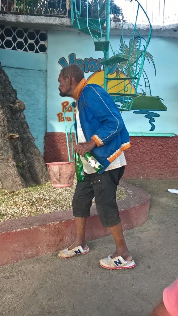 Zdjęcia: La Boca, La Boca, Mieszkaniec La Boca, KUBA