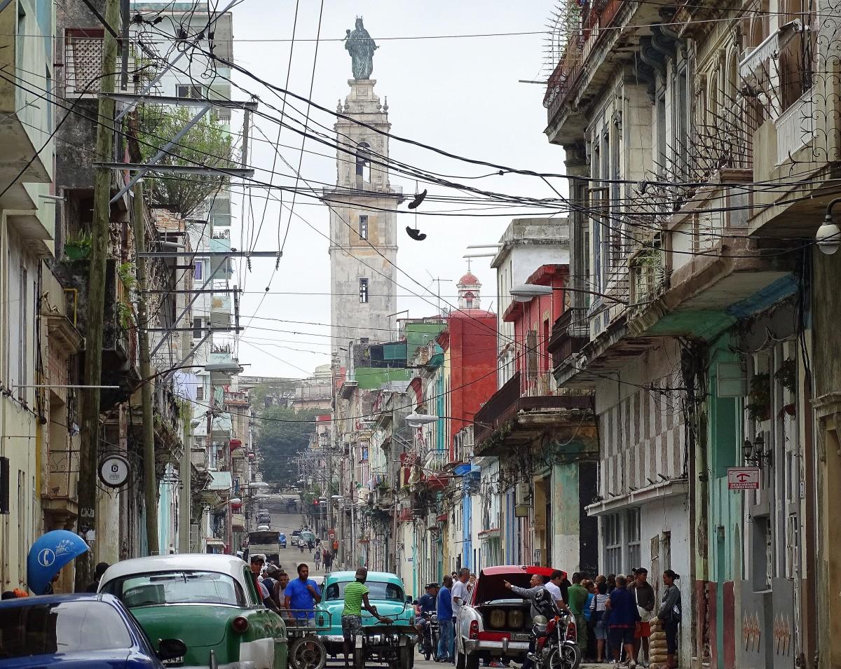 Zdjęcia: Centro Habana, Hawana, Nieturystycznie, KUBA