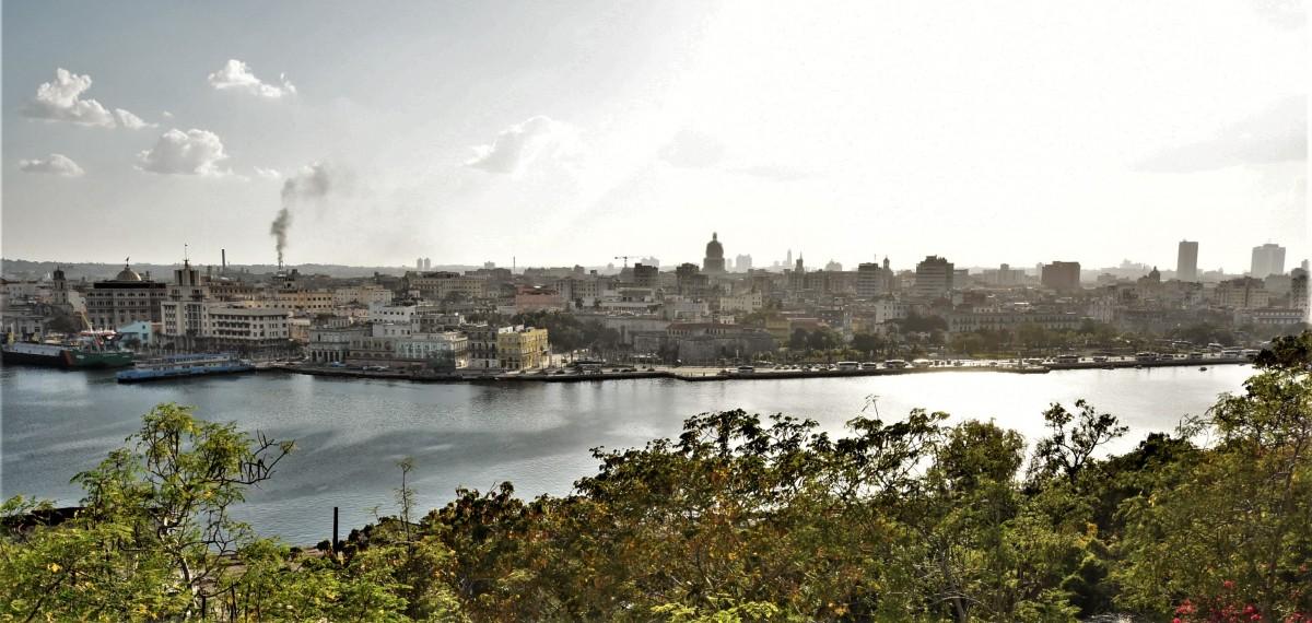 Zdjęcia: La Habana, Stolica, La Habana, zatoka, KUBA