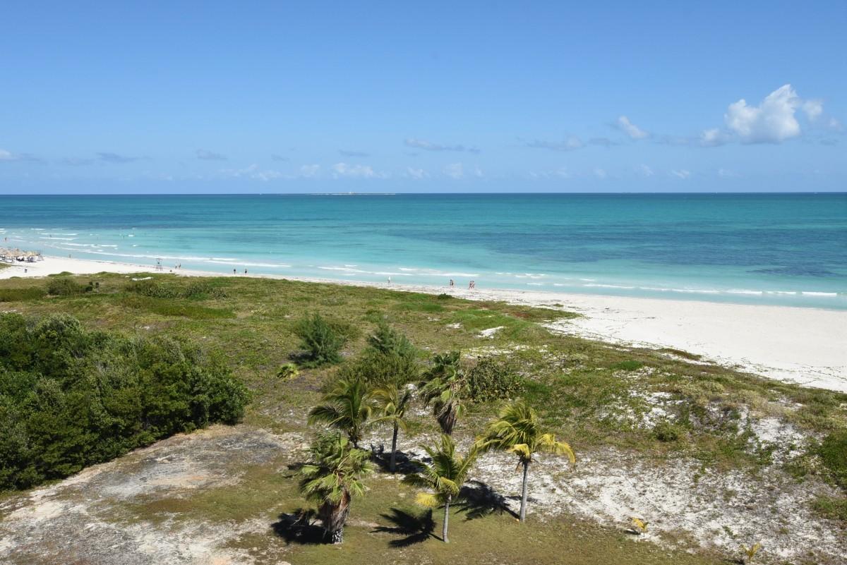 Zdjęcia:  Fiesta Americana Punta Varadero, Półwysep Varadero, Półwysep Varadero, plaża, KUBA