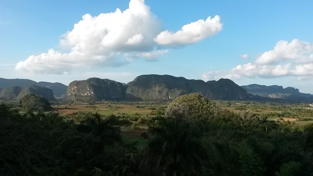 Zdjęcia: Vinales, Vinales, Vinales wzgórza, KUBA