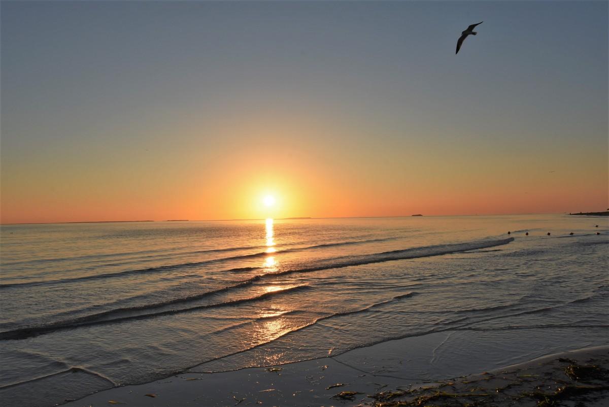 Zdjęcia: Varadero, Prowincja Matanzas, Varadero, wschód Słońca, KUBA