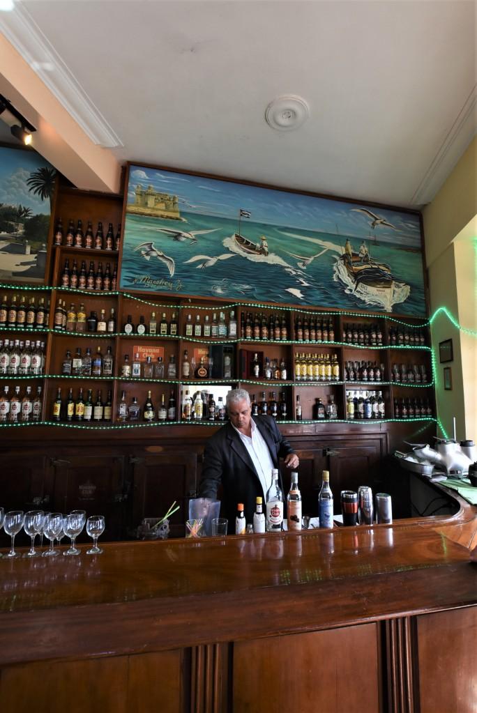 Zdjęcia: Cojimar, La Habana, Cojimar, restauracja związana z Hemingwayem, KUBA
