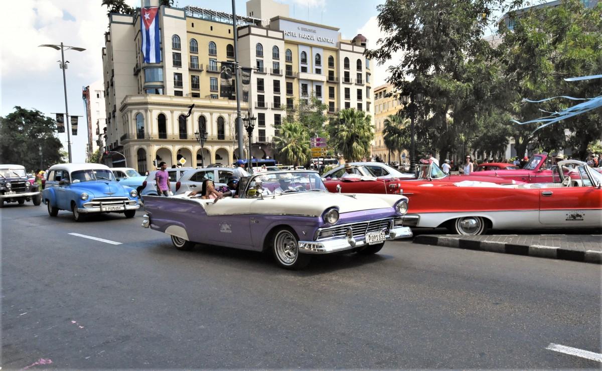 Zdjęcia: Hawana, Stolica, Hawana, centrum, KUBA