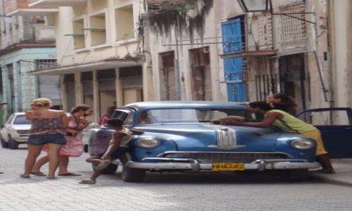 Zdjecie KUBA / - / Habana / to zdjecie oddaje dla mnie klimat Kuby:)