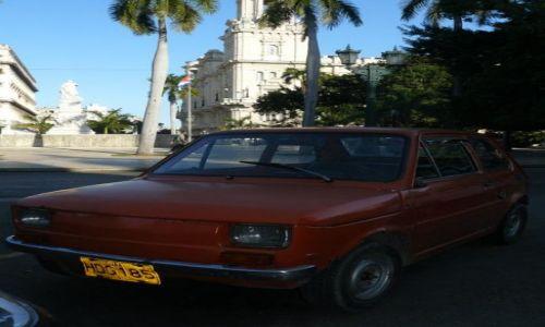 Zdjecie KUBA / - / Havana / Wszedzie niezawodny