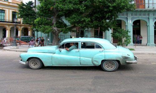 KUBA / - / Hawana / Taxi