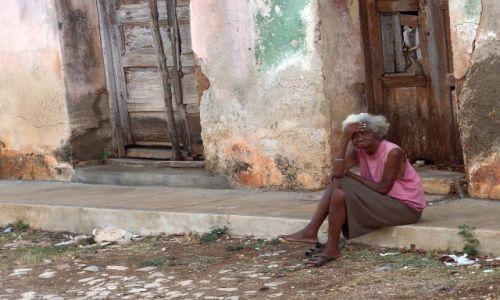 Zdjecie KUBA / - / Trynidad / Codziennosc