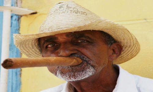 Zdjecie KUBA / Zachód / Trynidad / Mr Cohiba