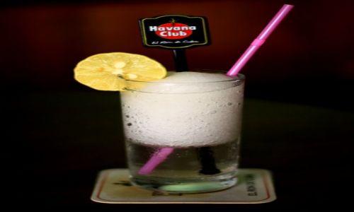 KUBA / cała Kuba pije.... / Kuba / Z najlepszymi życzeniami - zmrożone daiquri :)
