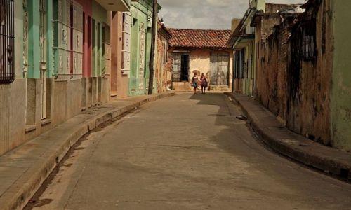 Zdjęcie KUBA / środkowa Kuba / miasto / Camaguey