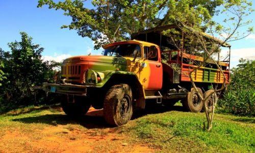 Zdjęcie KUBA / Trynidad / okolice / Podróż w kolorach rasta :)