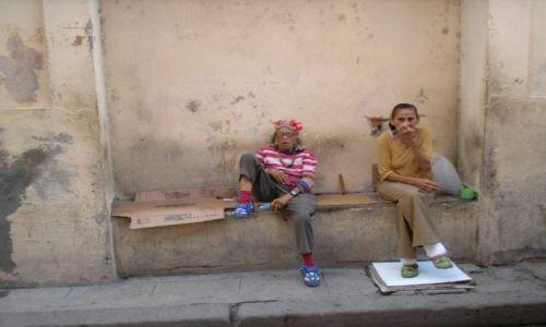 Zdjecie KUBA / Havana / Havana / kobiety