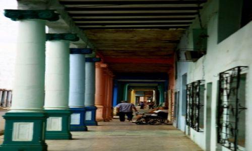 KUBA / Trynidad / miasto / wewnętrzne promenady..